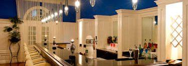 Bar in Jazz Restaurant.