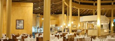 Inside the The Pearl Buffet - Puerto Plata.